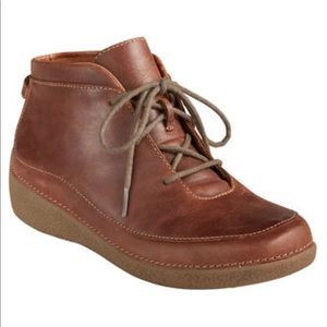 Leather Duluth Trading Company Booties